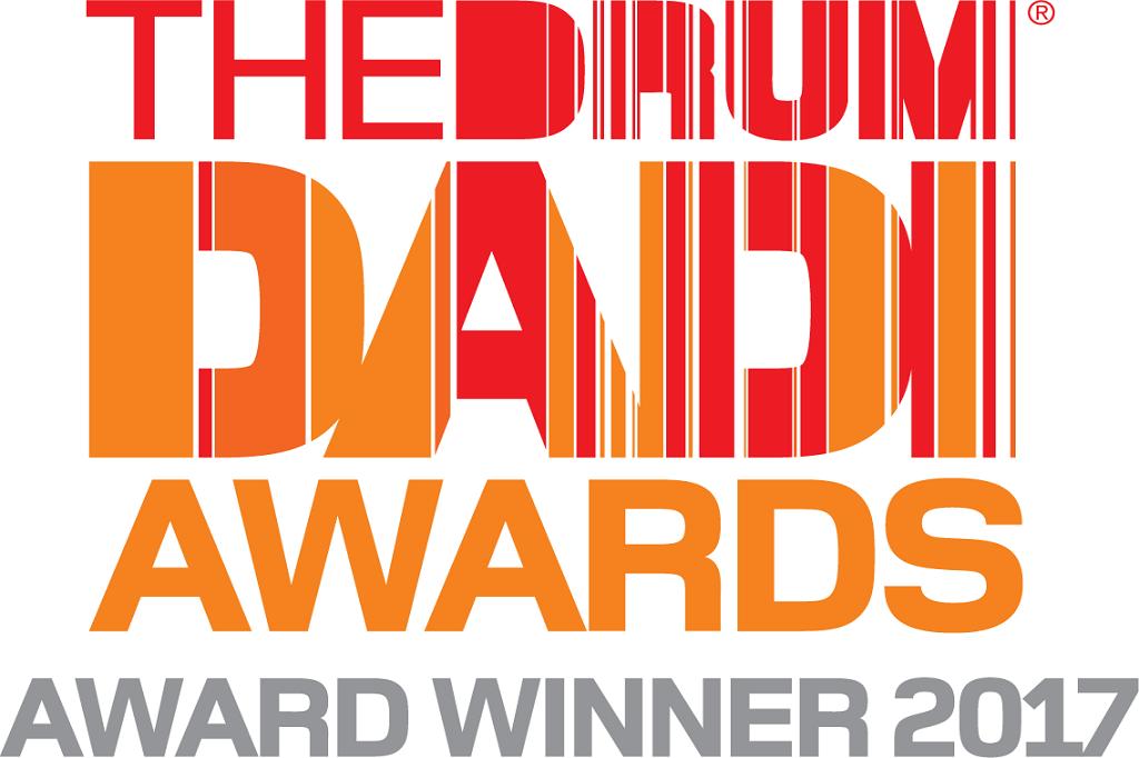 The DADI Awards logo