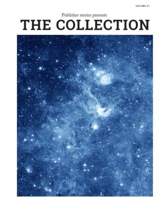Publisher Stories The Collection magazine cover