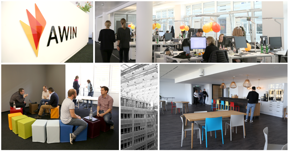 Awin HQ and DACH new offices