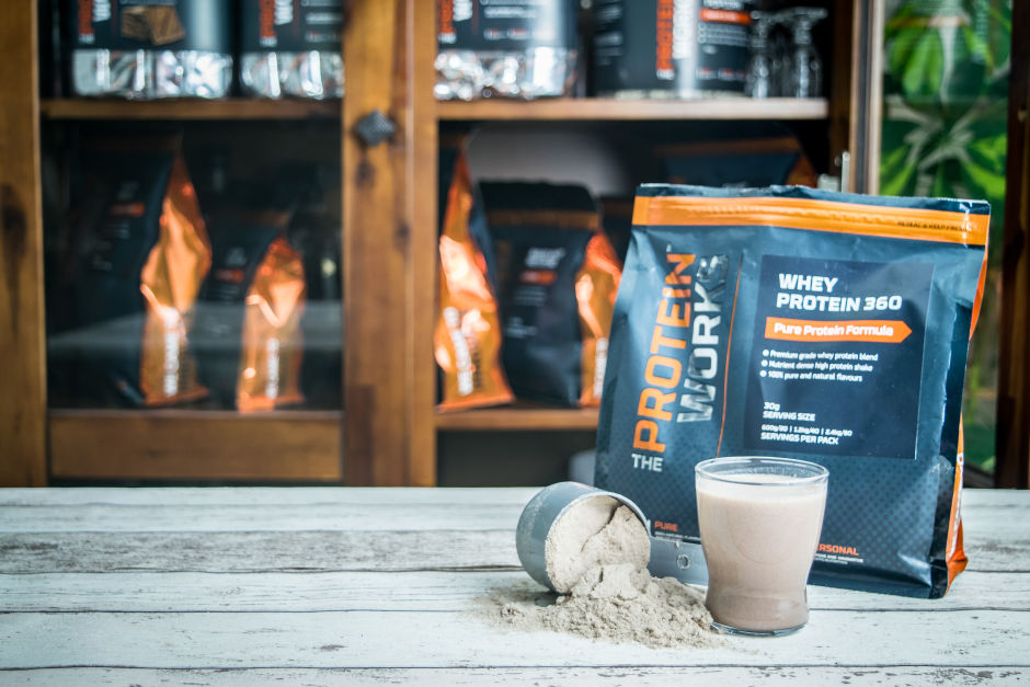 The Protein Works protein powder