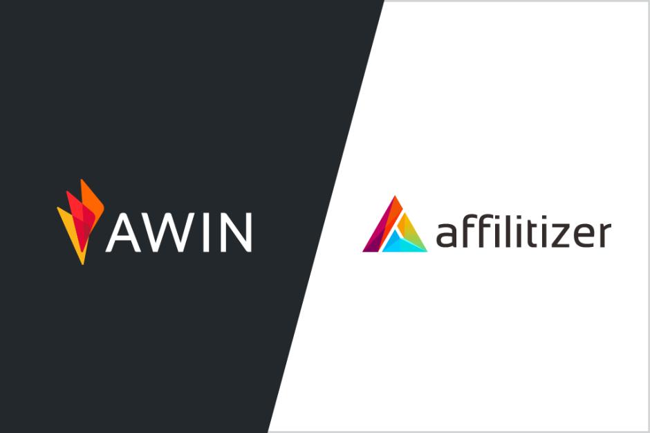Logos Awin und Affilitizer