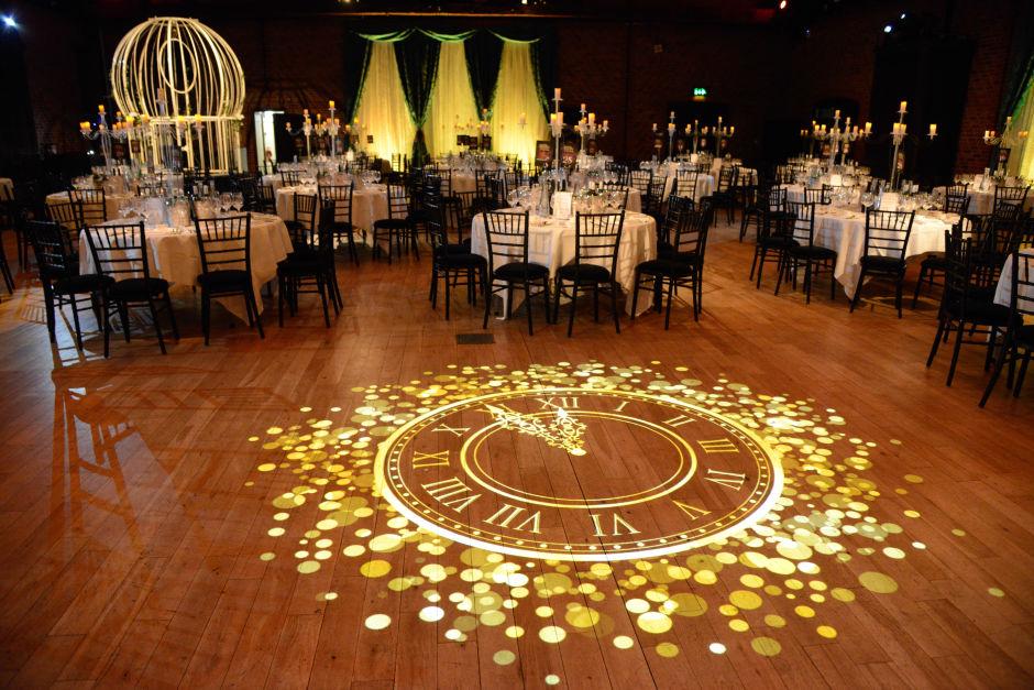 A twisted fairy tale ballroom