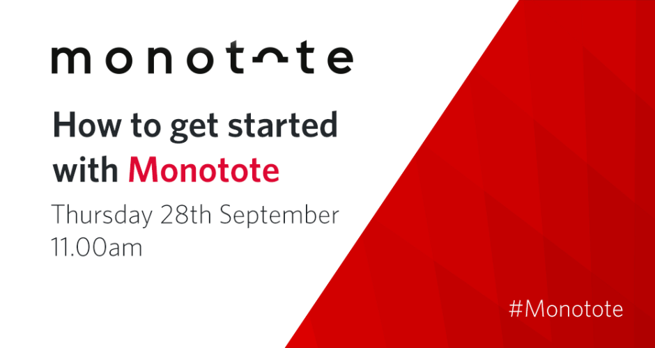 Logo Monotote