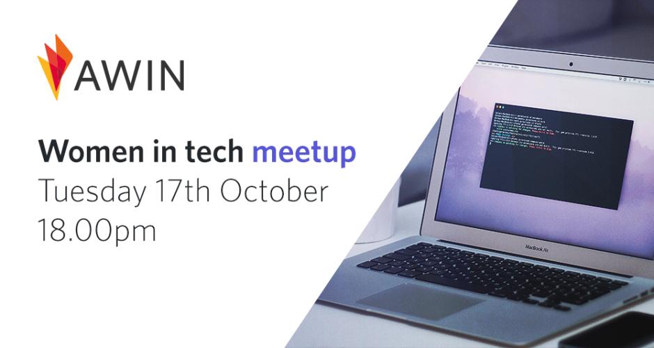 women in tech meetup