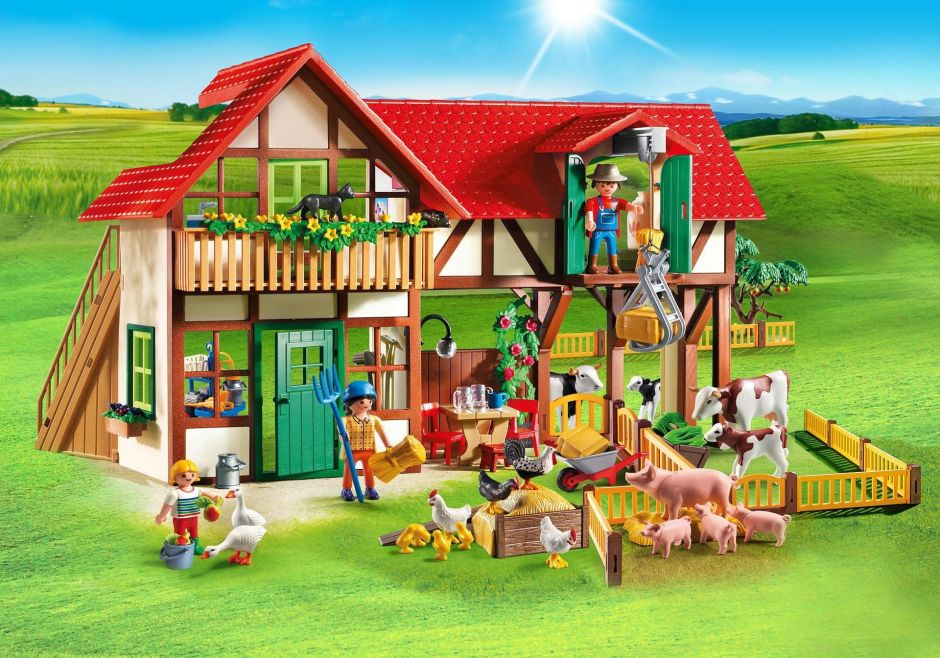 Playmobil imagery