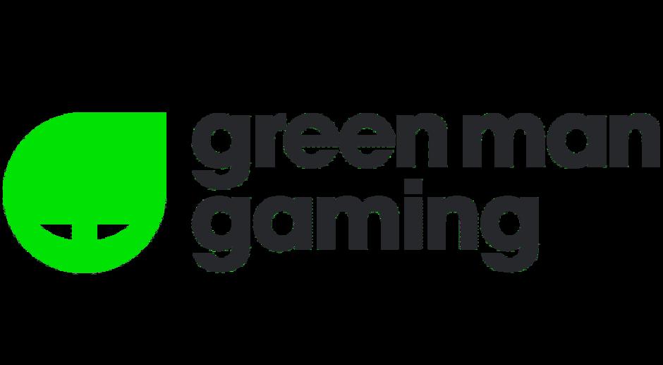 Logo Green man gaming