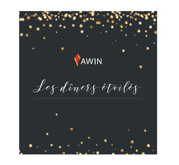 Logo Awin Dîners Etoilés