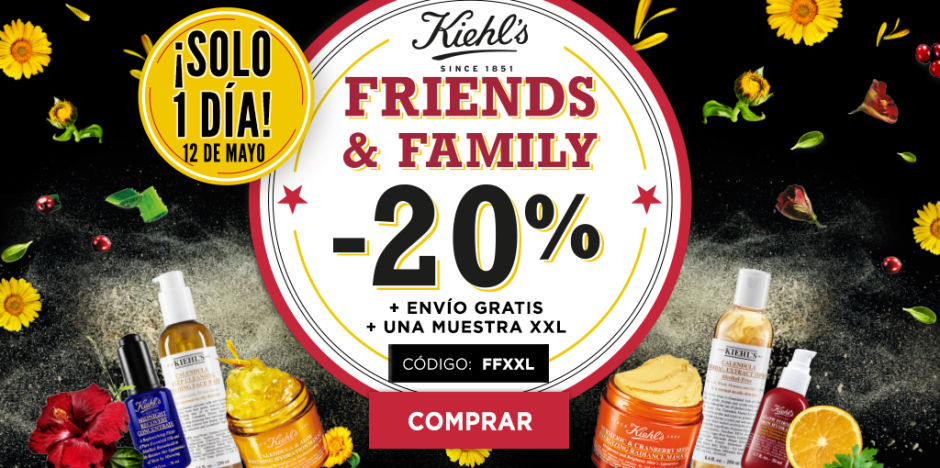 Kiehls Family and Friends