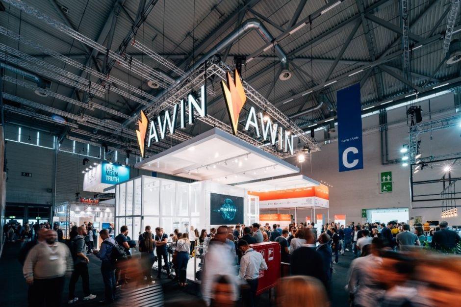 Awin Stand auf der DMEXCO 2019