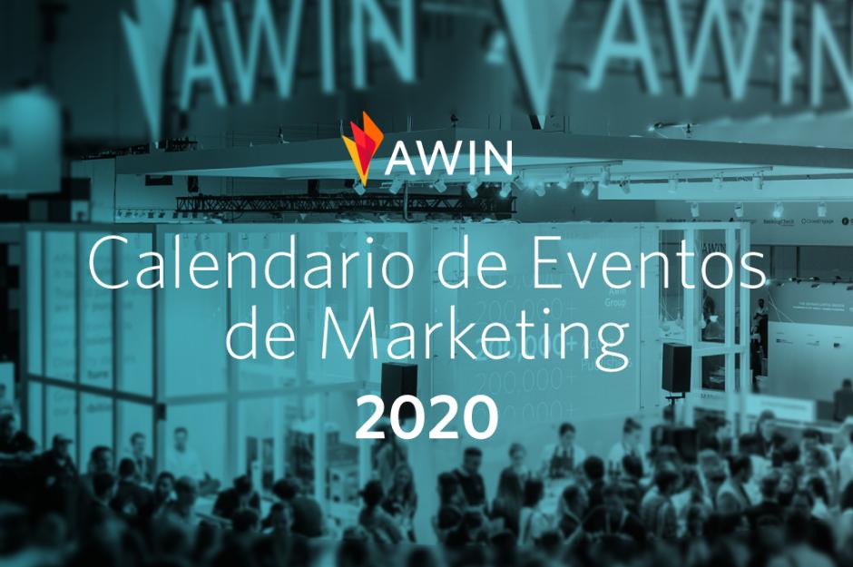 Calendario Eventos Marketing 2020