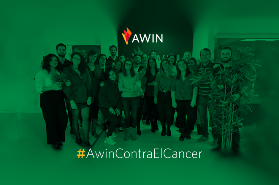 #AwinContraElCancer