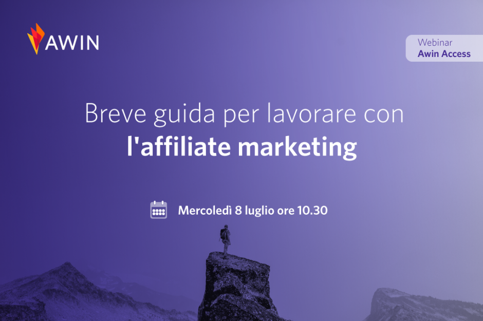 Creatività Awin Access