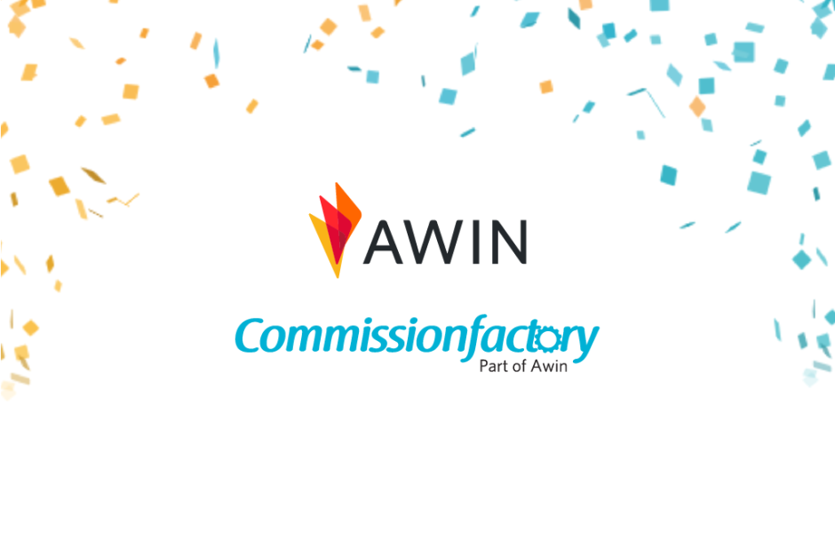 commission factory and awin
