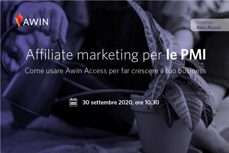 Creatività Awin Access