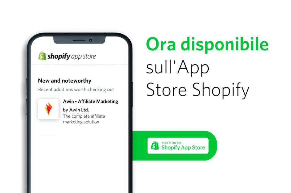 Awin è su Shopify