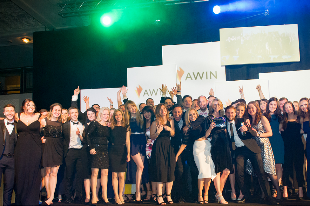 Performance Marketing Awards Awin