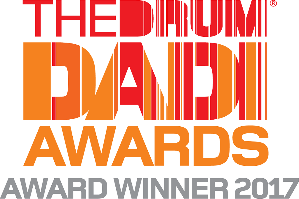 The DADI Awards logo