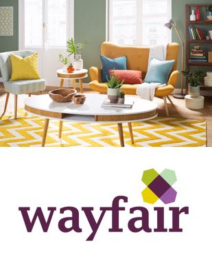 Wayfair affiliate logo