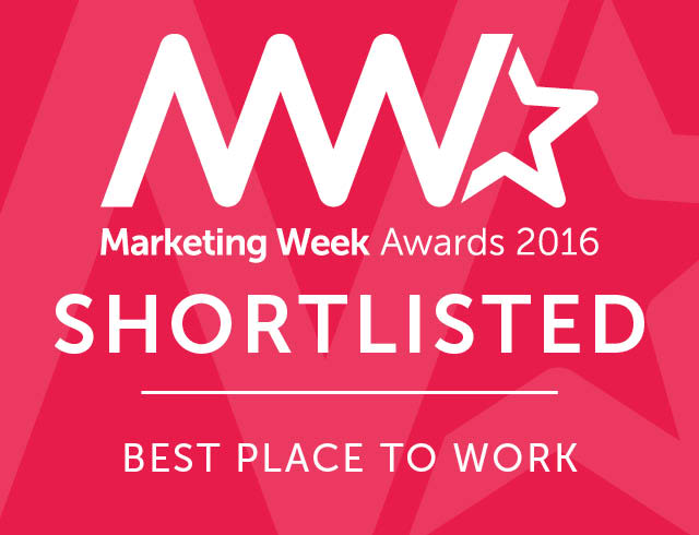 marketing week workplace award