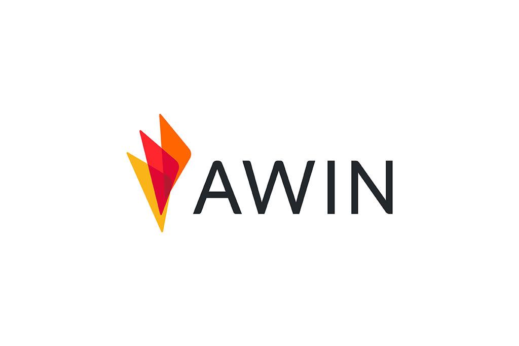 Nuovo logo Awin