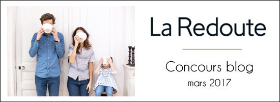 La Redoute Concours Blogs