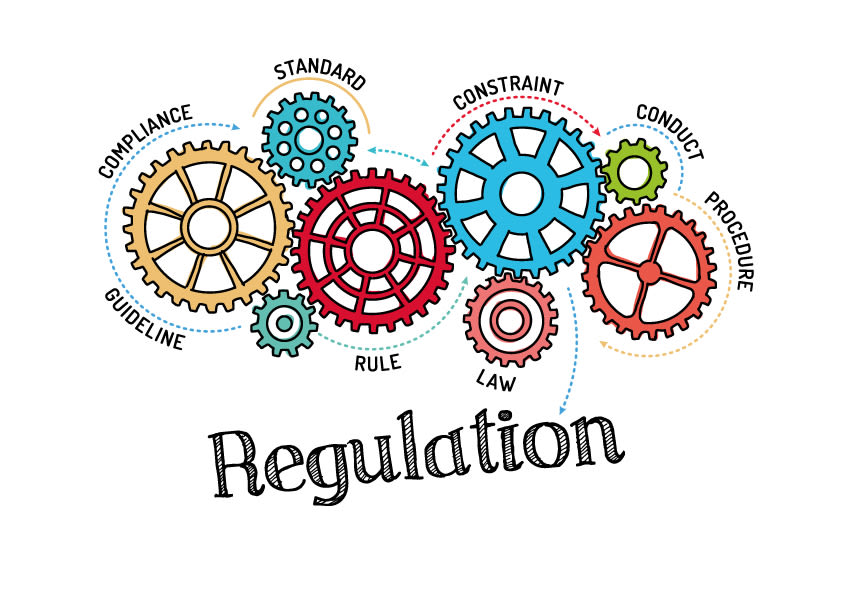 Regulation in affiliate marketing graphic