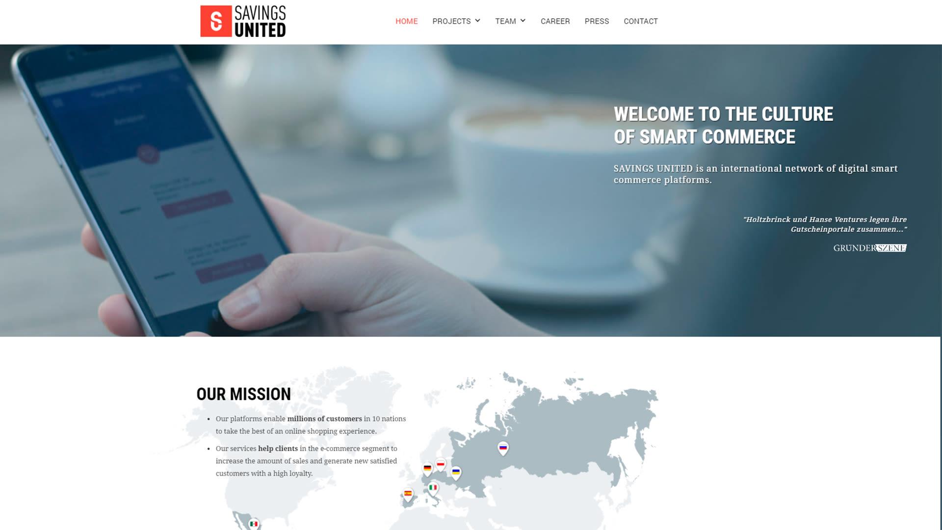 Wywiad z Panayotis Nikolaidis CEO Savings United