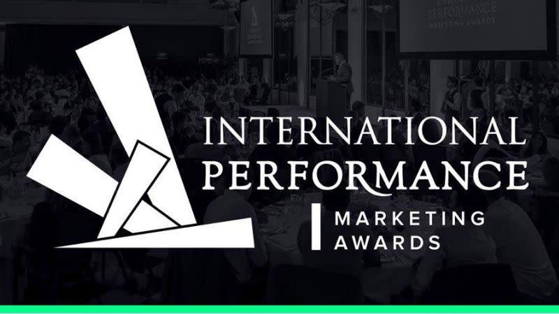 International Performance Marketing Awards logo