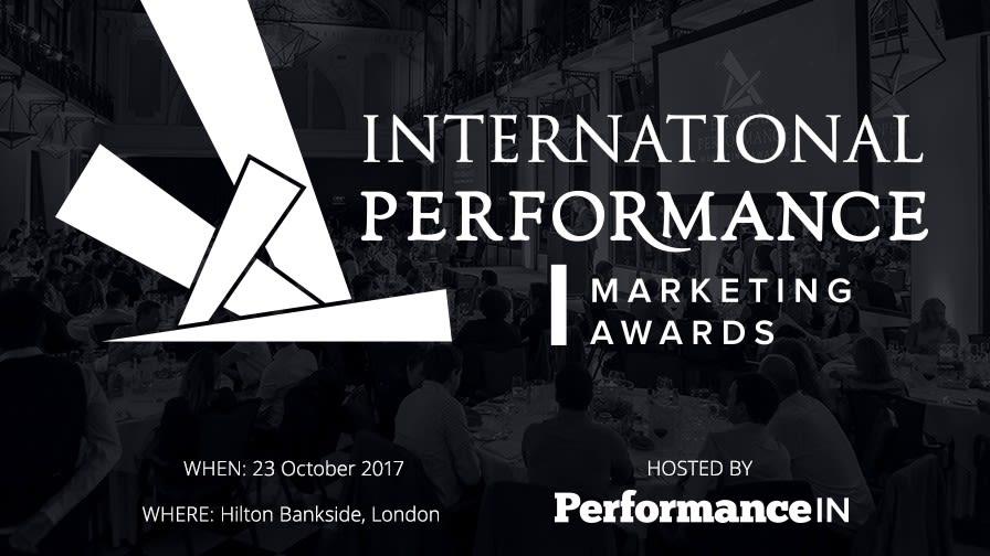 Header International Performance Marketing Awards