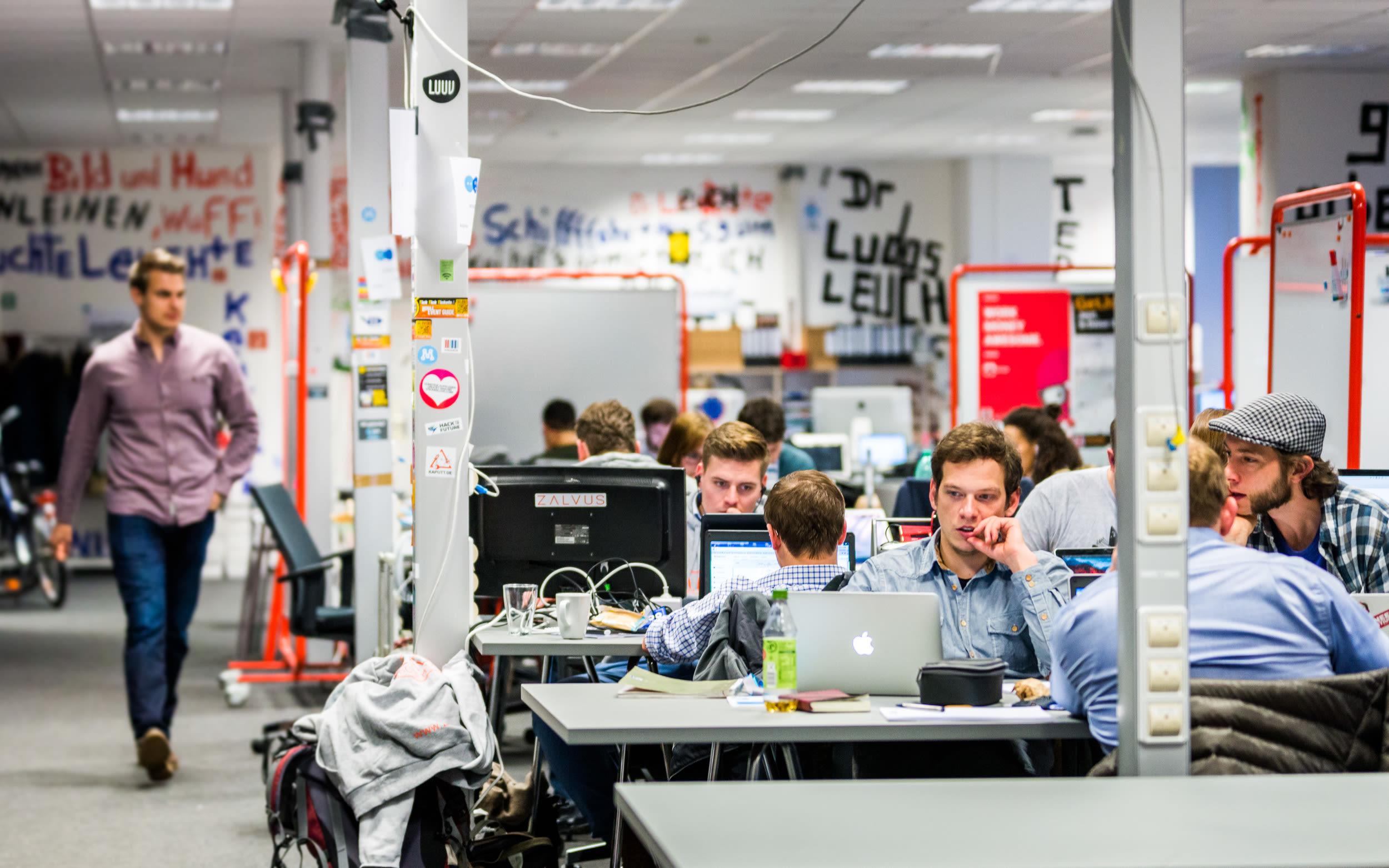 Awin, Axel Springer Plug and Play