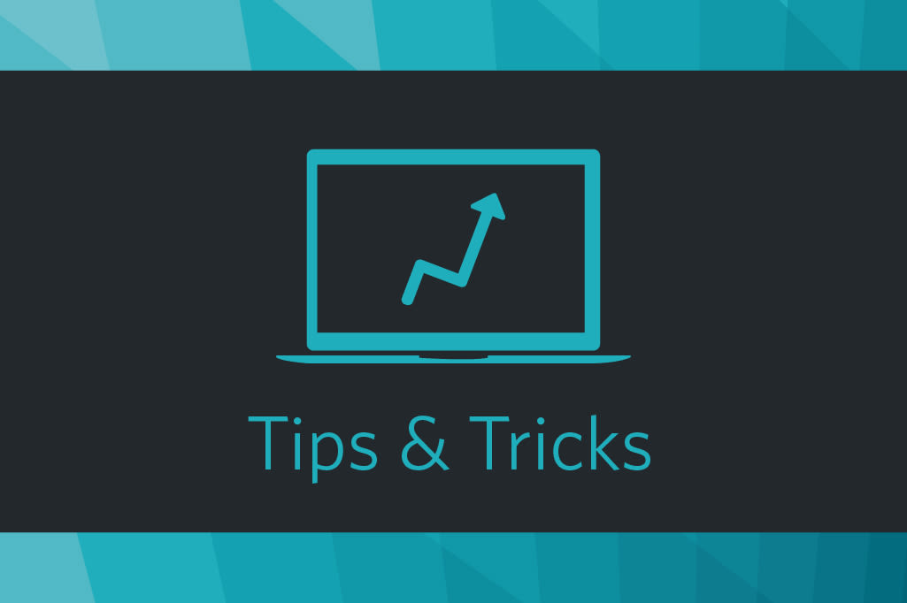 Tips and Tricks publisher graphic