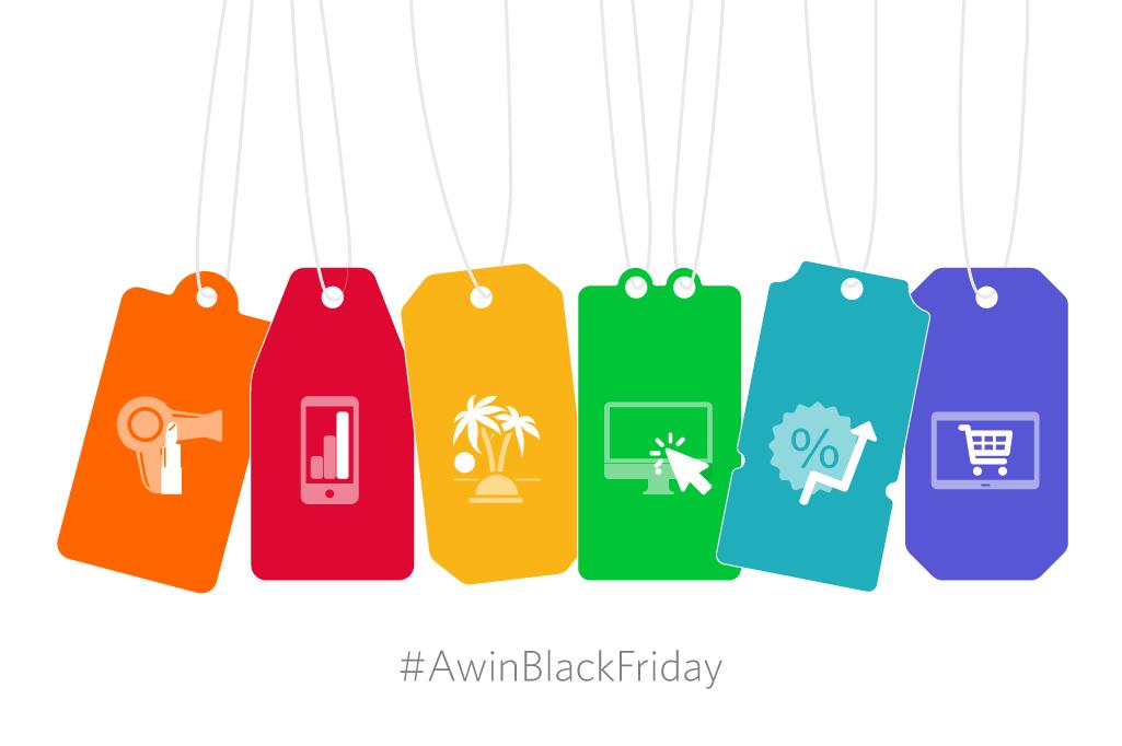 Logo Black Friday Awin