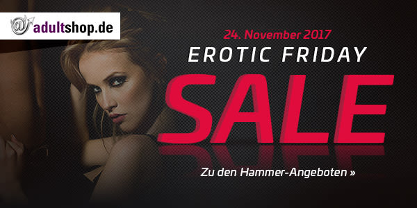 adultshop erotic friday sale Anzeige