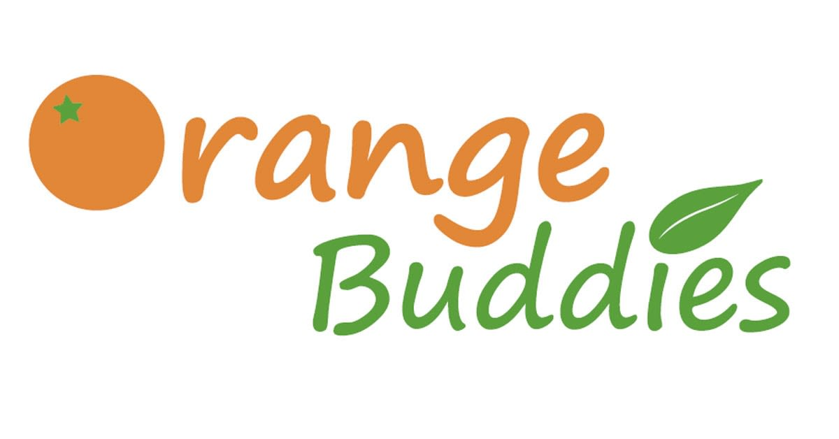 logo orange buddies
