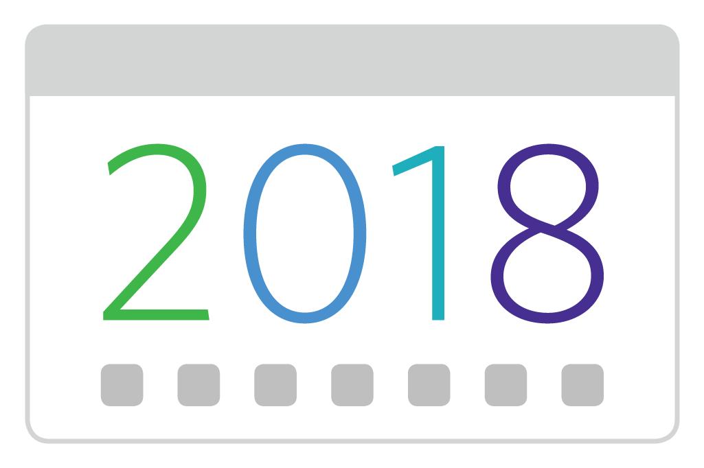 kalendarz marketingowy 2018