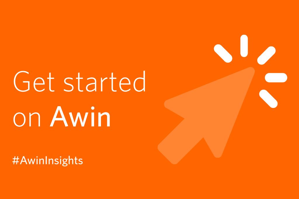 Empezando en Awin