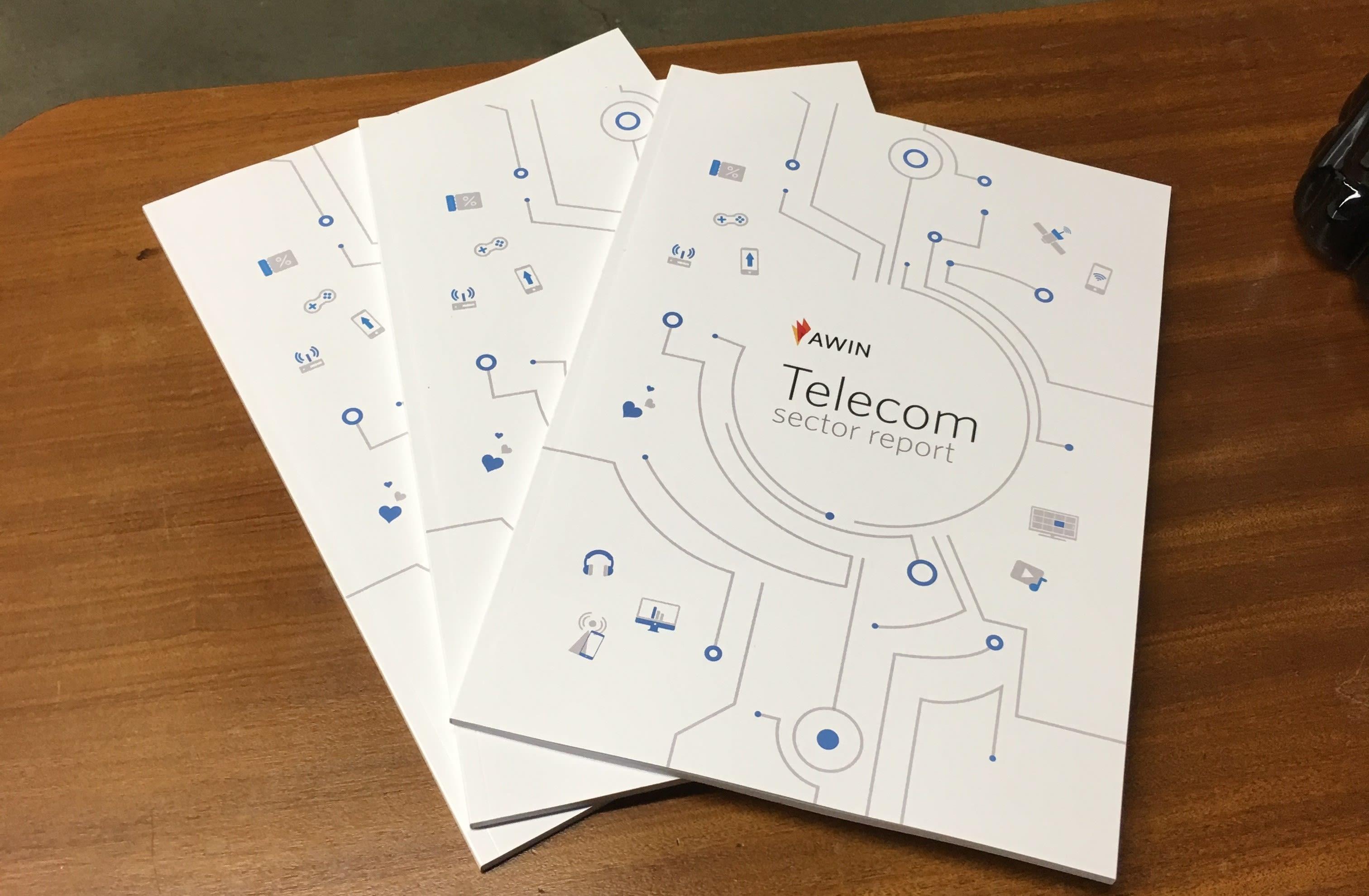 Awin Telecom Sector Report 2018