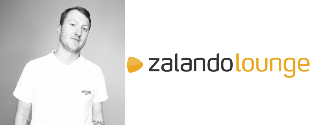 Craig Geeson and Zalando Lounge