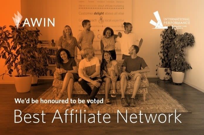 Awin é nomeada para o International Performance Marketing Awards de 2019
