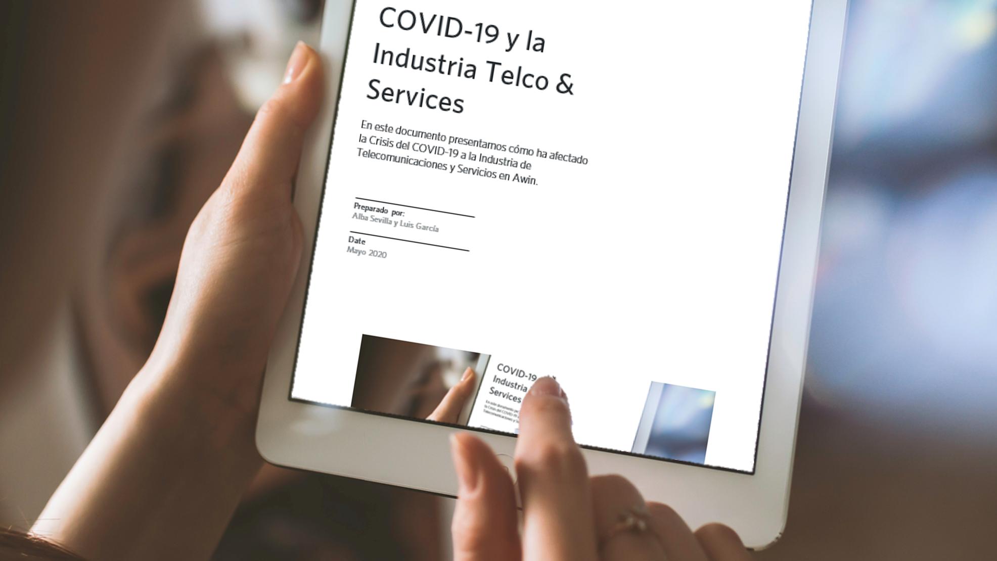 COVID-19 y la Industria Telco & Services