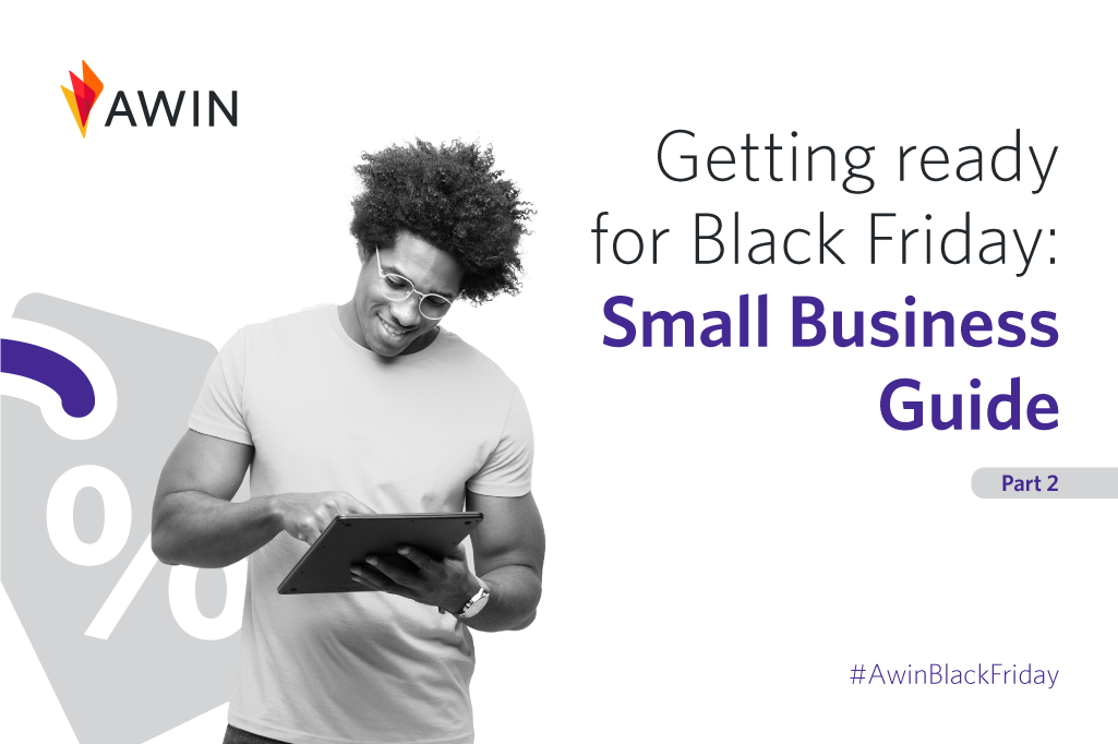 Getting ready for Black Friday: Small business guide - part two