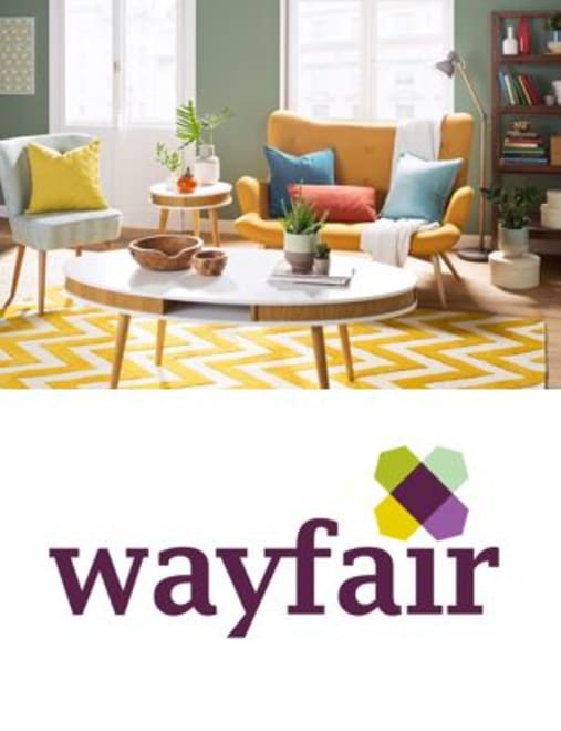 Wayfair affiliate logo