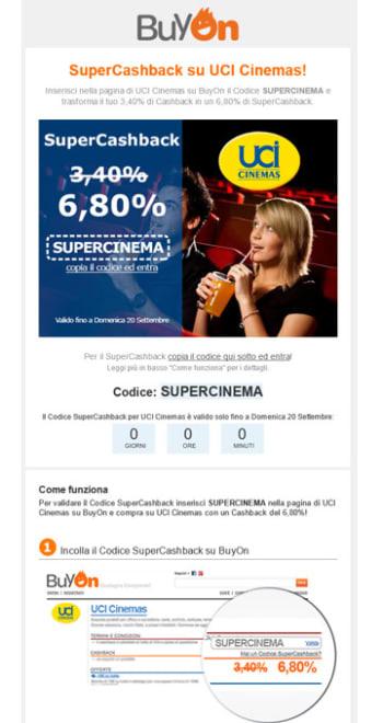 Advertiser, cinema, retail