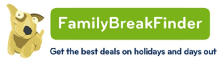FamilyBreakFinder affiliate logo