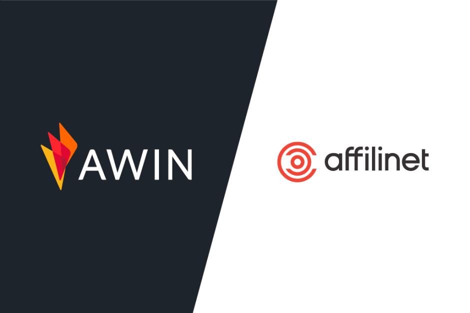 Logos Awin und affilinet