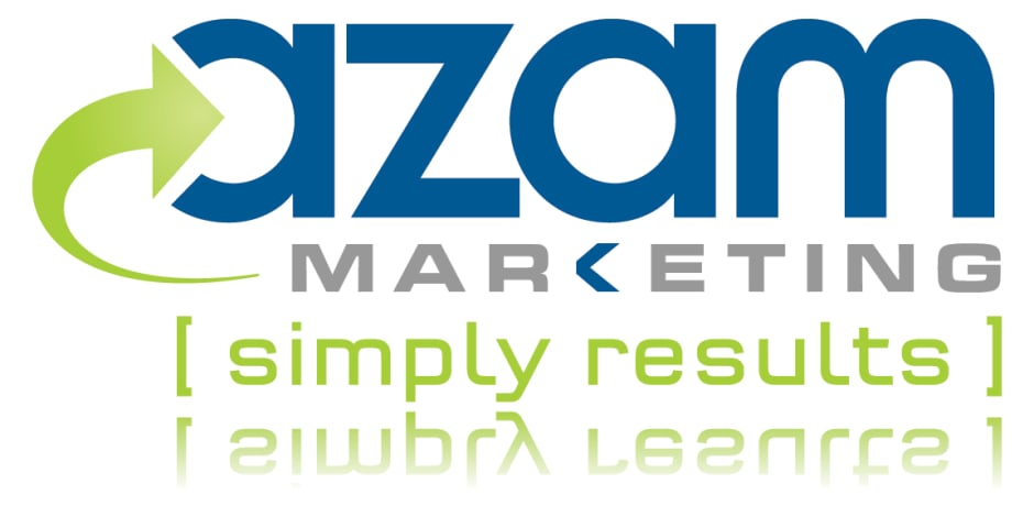 azam marketing logo