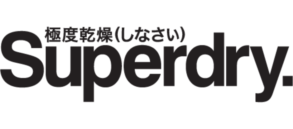 Logo del brand superdry