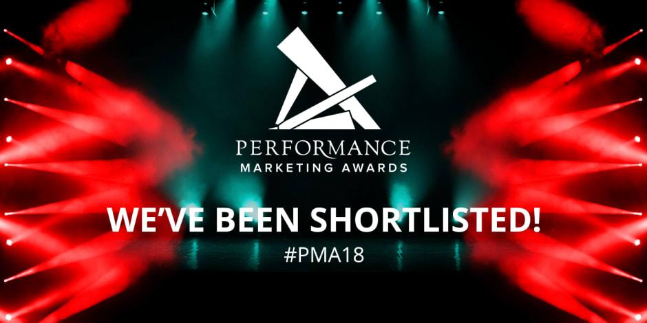 Performance Marketing Awards 2018