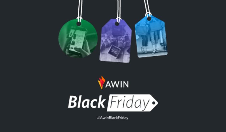 Creatività Awin Black Friday 2018
