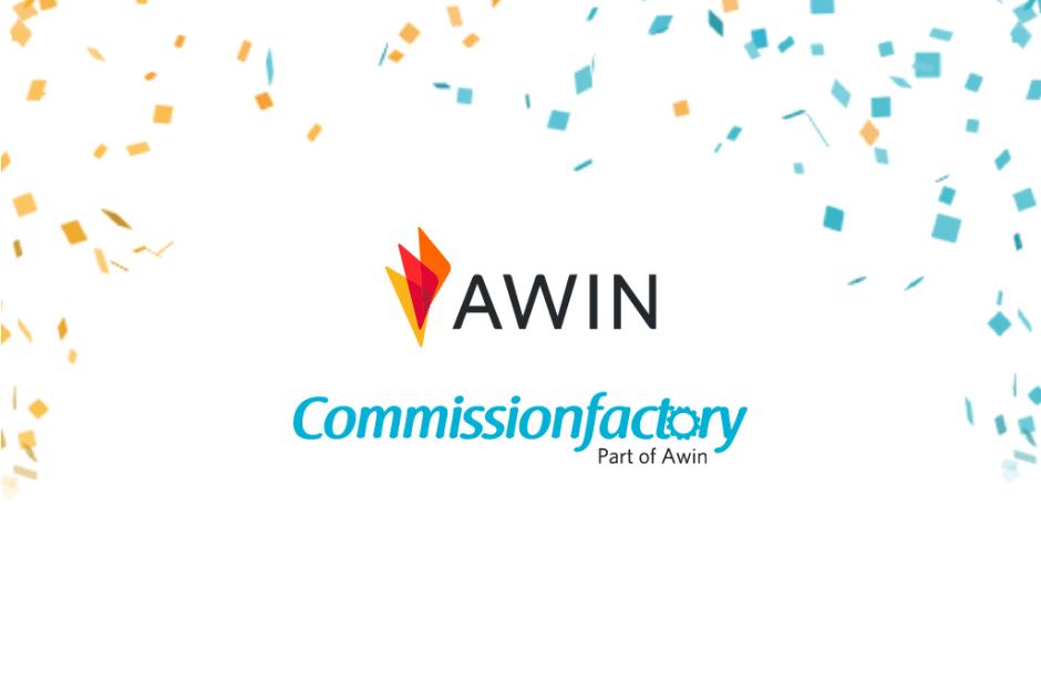 Creatività unione Awin e Commission Factory
